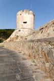 Torre Degli Appiani, Marciana Marina Royalty Free Stock Photography