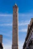 Torre degli Asinelli symbol of Bologna Stock Photos
