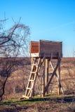 Torre dei cacciatori Fotografia Stock Libera da Diritti