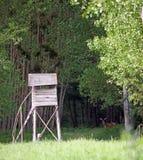 Torre dei cacciatori e dei cervi Immagine Stock Libera da Diritti
