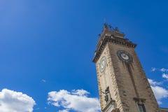 Torre dei Caduti in Bergamo. View at Torre dei Caduti in Bergamo, Italy Royalty Free Stock Photo