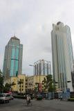 Torre dei commercianti della Cina in Shen zhen Immagine Stock