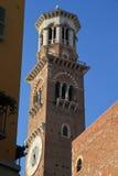 Torre dei Lamberti Royalty Free Stock Images