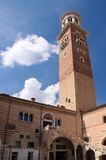 Torre dei Lamberti Stock Photos