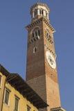Torre dei Lamberti (Verona, Italy) Royalty Free Stock Photos