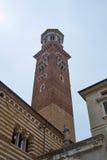 Torre dei Lamberti Royalty Free Stock Photos