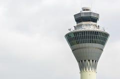 Torre del aeropuerto Imágenes de archivo libres de regalías