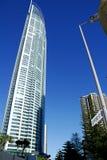 Torre del apartamento Q1 Fotos de archivo
