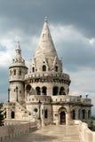 Torre del bastión de los pescadores Imágenes de archivo libres de regalías