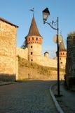 Torre del bloqueo Fotografía de archivo libre de regalías