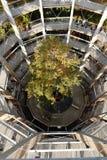 Torre del camino del toldo Foto de archivo libre de regalías
