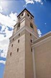 Torre del campanile in cienfuegos città, Cuba Fotografie Stock Libere da Diritti