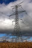 Torre del campo Imagenes de archivo