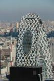 Torre del capullo de Gakuen del modo en Tokio fotos de archivo
