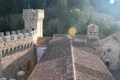 Torre del castello Immagine Stock Libera da Diritti
