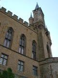Torre del castello fotografia stock