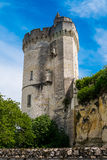 Torre del castello immagini stock libere da diritti