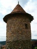 Torre del castello Immagini Stock