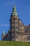 Torre del castello di Kronborg Fotografia Stock