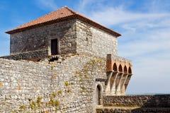 Torre del castello di Ourem fotografia stock libera da diritti