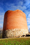 Torre del castillo fotos de archivo libres de regalías