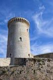 Torre del castillo Imagen de archivo