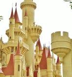 Torre del castillo de Disney Imagenes de archivo