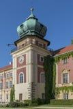 Torre del castillo de Lancut, Polonia Fotografía de archivo libre de regalías