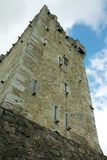 Torre del castillo en Killarney Foto de archivo