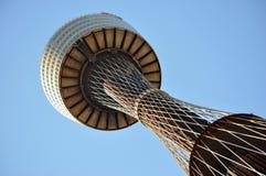 Torre del centrepoint de Sydney Foto de archivo libre de regalías