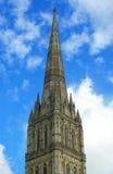 Torre del chapitel Fotos de archivo