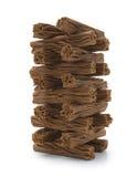 Torre del cioccolato fotografie stock