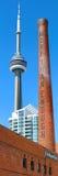 Torre del CN Immagini Stock