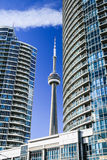 Torre del CN, Toronto, Ontario, Canada Fotografie Stock
