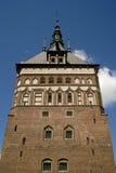 Torre del compartimiento de tortura en Gdansk. Fotografía de archivo libre de regalías