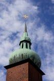 Torre del comune di Stoccolma Immagini Stock