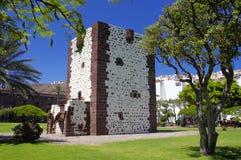 Torre Del Conde fort, San Sebastian Zdjęcia Stock
