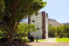 Torre Del Conde fort, San Sebastian Zdjęcie Stock
