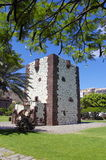 Torre del Conde fort, San Sebastian Royalty Free Stock Photo