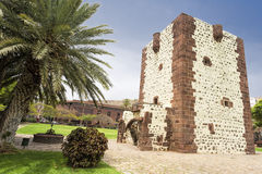 Torre del Conde tower on Gomera island, Spain Royalty Free Stock Photography