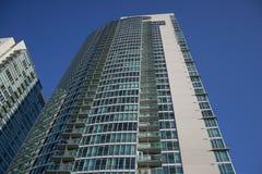 Torre del condominio foto de archivo