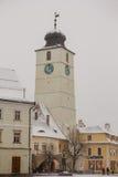 Torre del Consiglio immagine stock