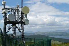 Torre del controlador aéreo imágenes de archivo libres de regalías