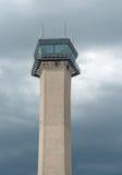 Torre del controlador aéreo Fotografía de archivo libre de regalías