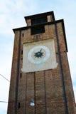 Torre del duomo a Treviso, Italia immagini stock libere da diritti