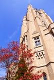 Torre del edificio de Sheffiield de la Universidad de Yale fotografía de archivo libre de regalías