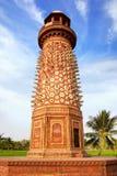 Torre del elefante. Fatehpur Sikri, la India Imagen de archivo