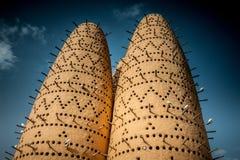 Torre del fango Fotografia Stock Libera da Diritti