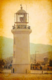 Torre del faro Fotografie Stock