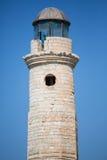 Torre del faro antica abbandonata. Fotografia Stock Libera da Diritti